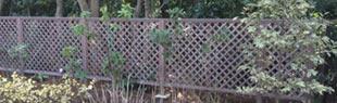 フェンスパネル