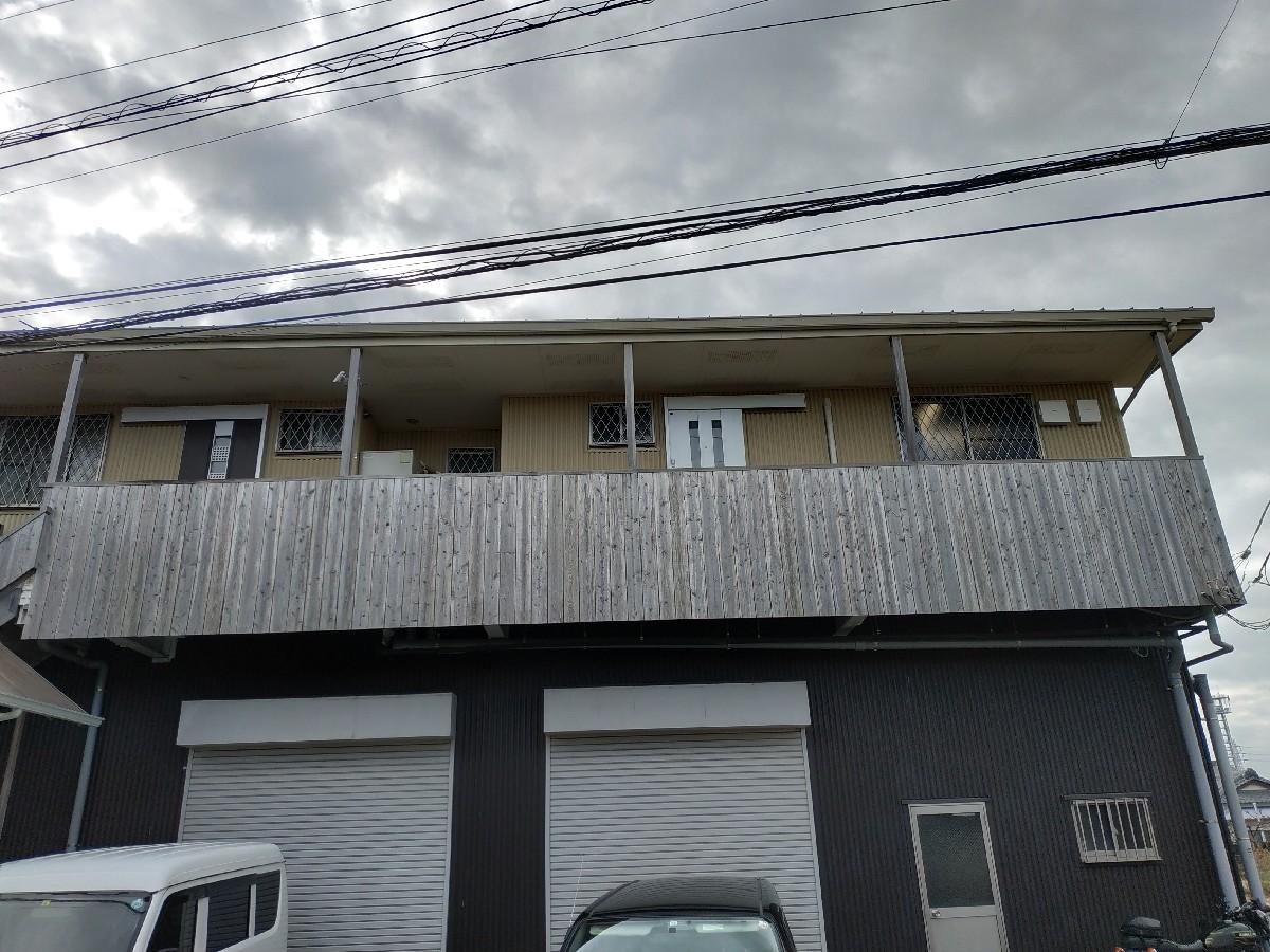 集合住宅の外装工事