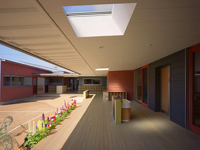プライム一級建築士事務所北部幼稚園(熊本)